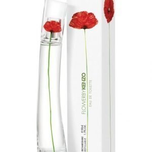 Kenzo Flower By Kenzo Edt Refillable Natural Spray Tuoksu 50 ml