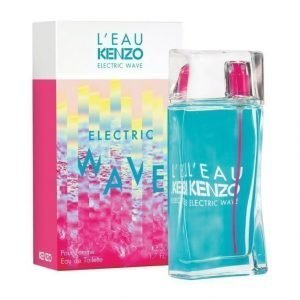 Kenzo L'eau Kenzo Electric Wave Limited Edition Edt Tuoksu 50 ml