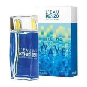Kenzo L'eau Kenzo Pour Homme Electric Wave Limited Edition Edt Tuoksu 50 ml