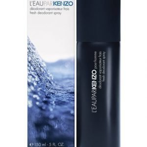Kenzo L'eau Par Kenzo Pour Homme Deodorant Spray Suihkedeodorantti 150 ml
