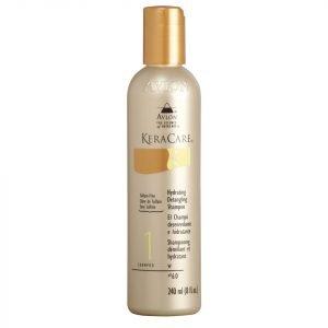 Keracare Hydrating Detangling Shampoo 240 Ml