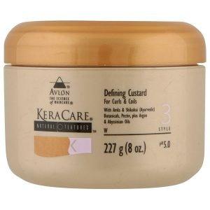 Keracare Natural Textures Defining Custard 227 G