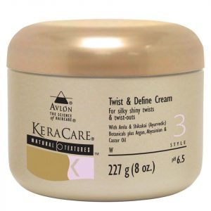 Keracare Natural Textures Twist And Define Cream 907 G