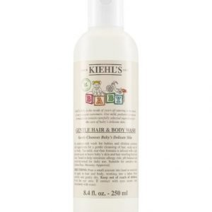 Kiehl's Baby Hair & Body Wash Kylpysaippua 250 ml