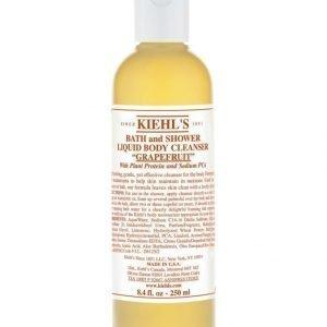 Kiehl's Bath And Shower Liquid Body Cleanser Grapefruit 250 ml Suihkugeeli
