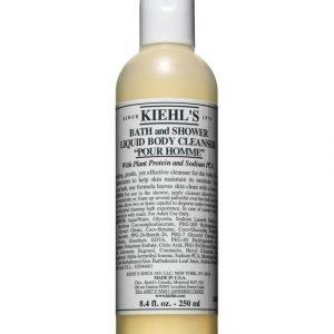Kiehl's Bath And Shower Liquid Body Cleanser Pour Homme Suihkugeeli 250 ml