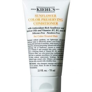 Kiehl's Color Preserving Conditioner Sunflower Travel Size Hoitoaine 75 ml