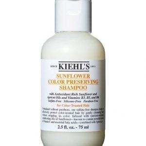 Kiehl's Color Preserving Shampoo Sunflower Travel Size 75 ml