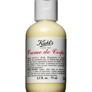 Kiehl's Creme De Corps Body Lotion Vartaloemulsio 75 ml