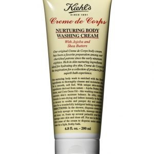 Kiehl's Creme De Corps Nurturing Body Washing Cream Suihkuvoide 200 ml