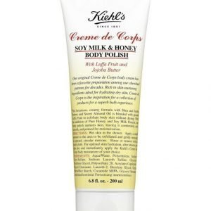 Kiehl's Creme De Corps Soy Milk And Honey Body Polish 200 ml Kuorintavoide