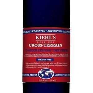 Kiehl's Cross Terrain Dry Stick Antiperspirantti 75 ml