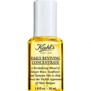 Kiehl's Daily Reviving Oil Concentrate For Face Kasvoöljy 30 ml