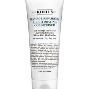 Kiehl's Damage Repairing & Rehydrating Conditioner Hoitoaine 200 ml
