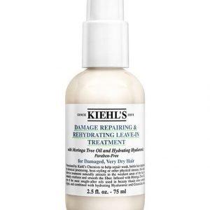 Kiehl's Damage Repairing & Rehydrating Leave In Treatment Jätettävä Hoitoaine 75 ml