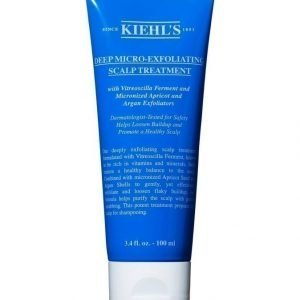 Kiehl's Deep Micro Exfoliating Scalp Treatment Hiuspohjan Kuorinta 100 ml