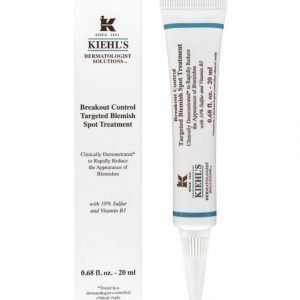 Kiehl's Dermatologist Solutions Targeted Blemish Spot Treatment Hoitovoide 20 ml