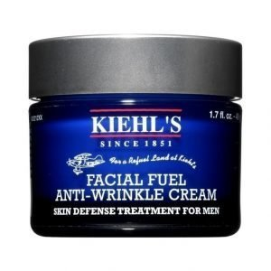 Kiehl's Facial Fuel Anti Wrinkle Cream For Men Kosteusvoide 50 ml
