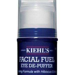 Kiehl's Facial Fuel Cooling Depuffing Eye Gel Stick Silmänympäryspuikko Miehille