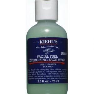 Kiehl's Facial Fuel Energizing Face Wash Puhdistusaine Kasvoille 75 ml