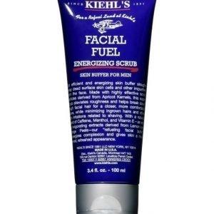 Kiehl's Facial Fuel Energizing Scrub Kuorinta-aine 100 ml