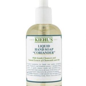 Kiehl's Liquid Hand Soap Coriander Nestemäinen Saippua 250 ml