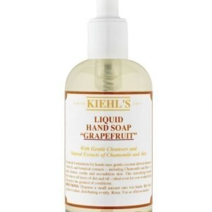 Kiehl's Liquid Hand Soap Grapefuit Nestemäinen Saippua 250 ml