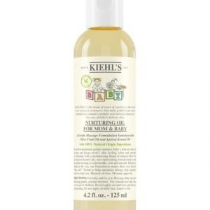 Kiehl's Mom & Baby Nurturing Body Oil Hoitoöljy 125 ml