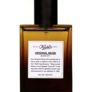Kiehl's Musk Eau De Toilette Spray Tuoksu 50 ml