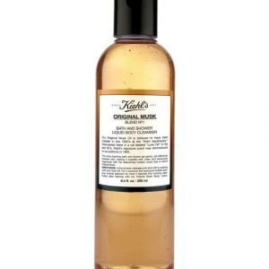 Kiehl's Musk Shower Gel Suihkugeeli 250 ml
