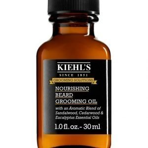 Kiehl's Nourishing Beard Grooming Oil Partaöljy 30 ml