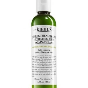 Kiehl's Olive & Avocado Leave In Oil In Cream Hoitoöljy 180 ml