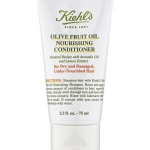 Kiehl's Olive Fruit Conditioner Travel Size Hoitoaine 75 ml