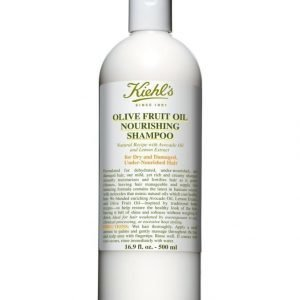 Kiehl's Olive Fruit Oil Nourishing Shampoo 500 ml