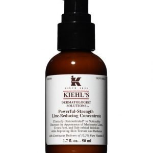 Kiehl's Powerful Strength Line Reducing Concentrate Voidetiiviste 50 ml