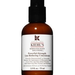 Kiehl's Powerful Strength Line Reducing Concentrate Voidetiiviste 75 ml