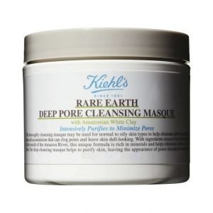 Kiehl's Rare Earth Deep Pore Cleansing Masque 125 ml Naamio