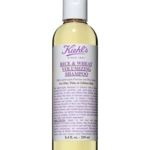 Kiehl's Rice And Wheat Volume Shampoo 250 ml