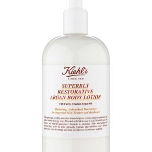 Kiehl's Superbly Restorative Argan Body Lotion Vartaloemulsio 500 ml