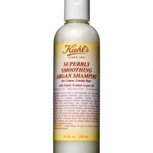 Kiehl's Superbly Smoothing Argan Shampoo 250 ml