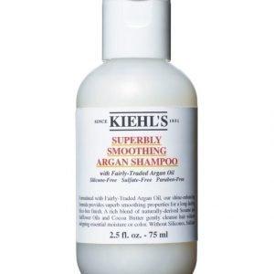Kiehl's Superbly Smoothing Argan Shampoo Travel Size 75 ml Shampoo