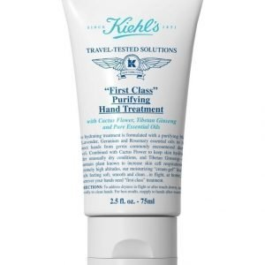 "Kiehl's Travel Tested Solutions ""First Class"" Purifying Hand Treatment Käsivoide 75 ml"