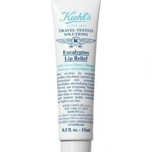Kiehl's Travel Tested Solutions Eucalyptus Lip Relief 15 ml Huulivoide