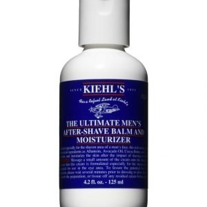 Kiehl's Ultimate Men's After Shave Balm And Moisturizer Hoitovoide 125 ml