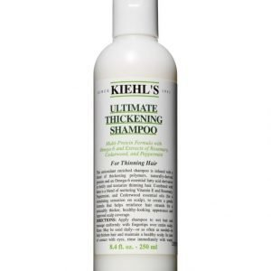 Kiehl's Ultimate Thickening Shampoo 250 ml