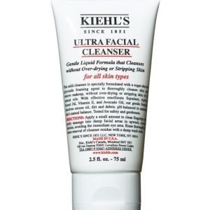 Kiehl's Ultra Facial Cleanser Travel Size Puhdistusaine 75 ml