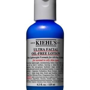 Kiehl's Ultra Facial Oil Free Lotion Kosteusvoide 125 ml