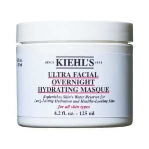 Kiehl's Ultra Facial Overnight Hydrating Masque 125 ml Naamio