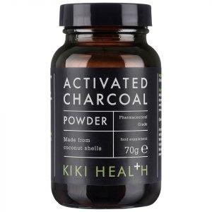Kiki Health Activated Charcoal Powder 70 G