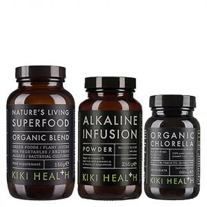 Kiki Health Alkalising Bundle